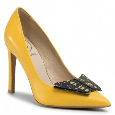 Pantofi cu toc subțire BALDOWSKI