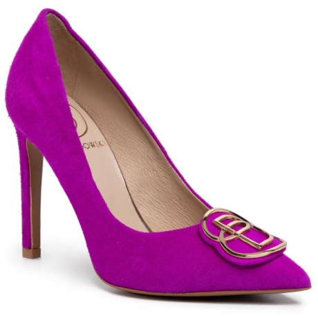 Pantofi cu toc subțire BALDOWSKI 2