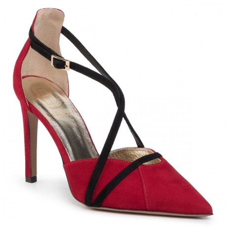 Pantofi cu toc subțire BALDOWSKI 3