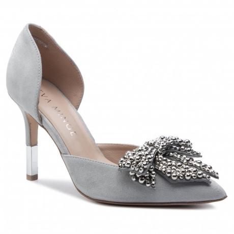 Pantofi cu toc subțire EVA MINGE 3