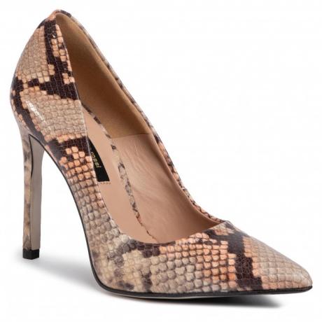 Pantofi cu toc subțire GINO ROSSI 2