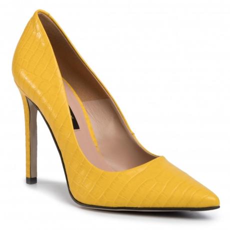 Pantofi cu toc subțire GINO ROSSI 3