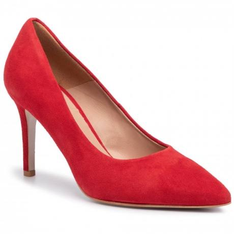 Pantofi cu toc subțire GINO ROSSI 5