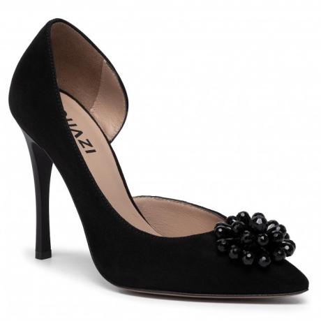 Pantofi cu toc subțire QUAZI