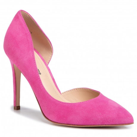Pantofi cu toc subțire SOLO FEMME