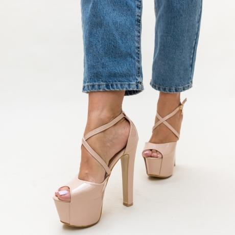 Sandale Ella Nude