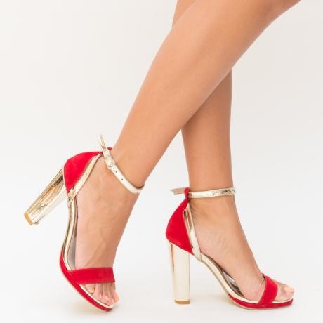 Sandale Kefela Rosii