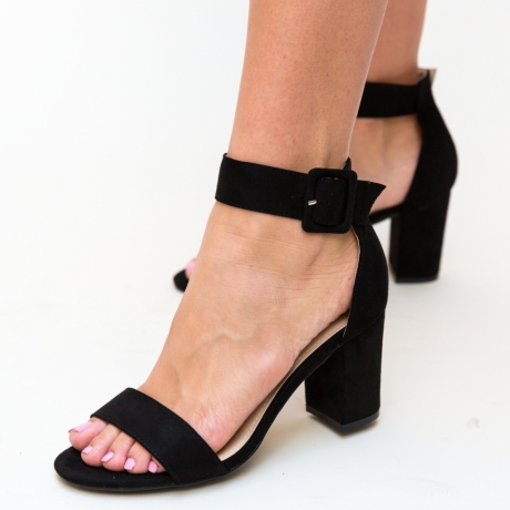 Sandale Bevan Negre