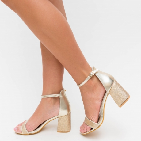 Sandale Davy Aurii