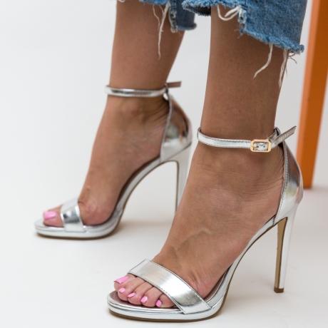 Sandale Storey Argintii