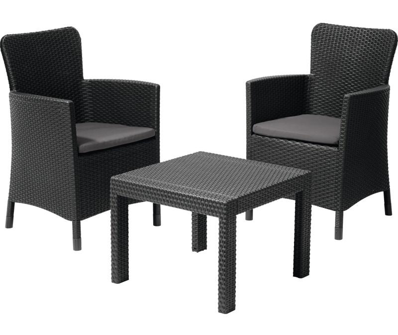Set mobilier gradina:balcon ALLIBERT Salvador