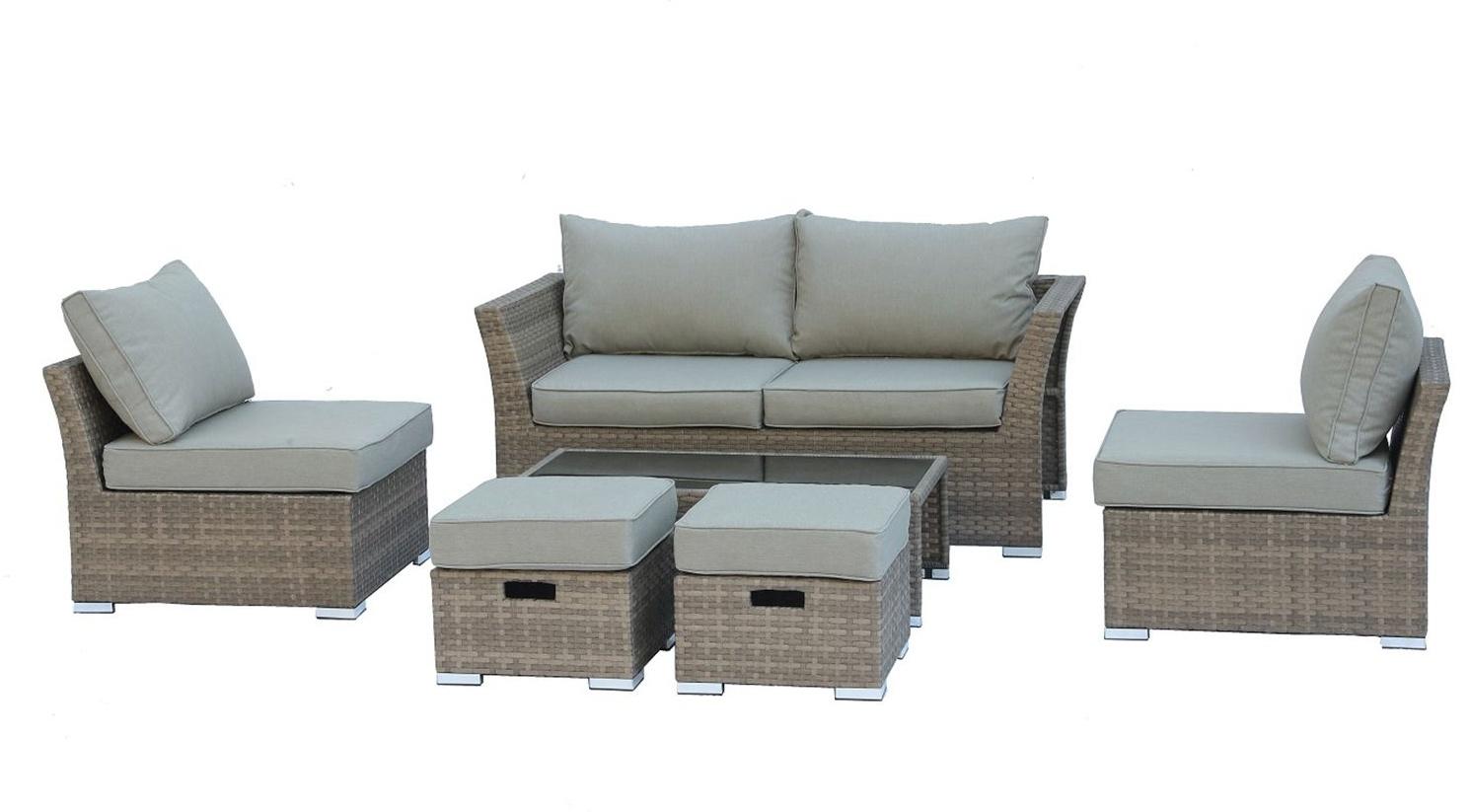 Set mobilier gradina:terasa Kring Bolivia
