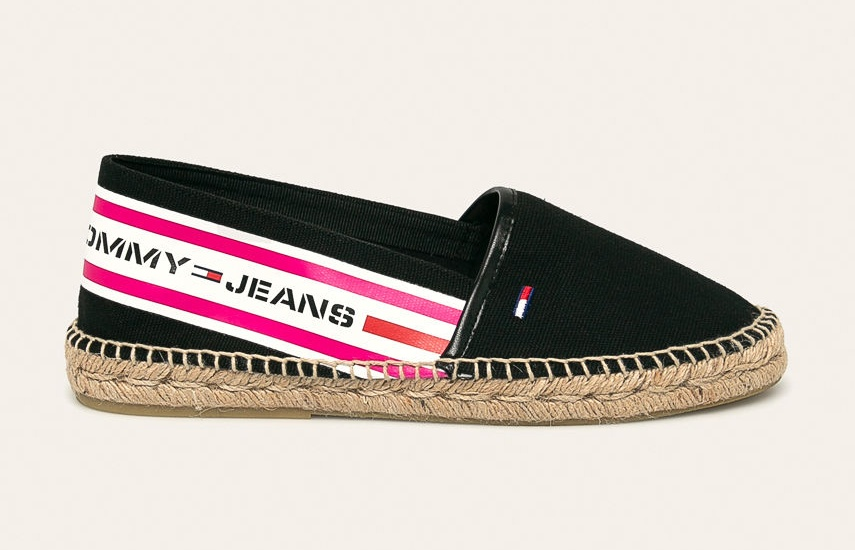TOMMY JEANS - ESPADRILE 4