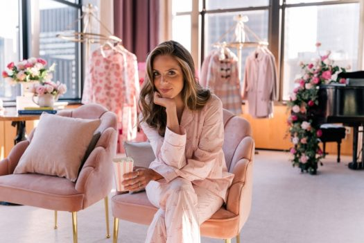 Pijamale de dama din bumbac cu imprimeuri jucause pentru sezonul cald