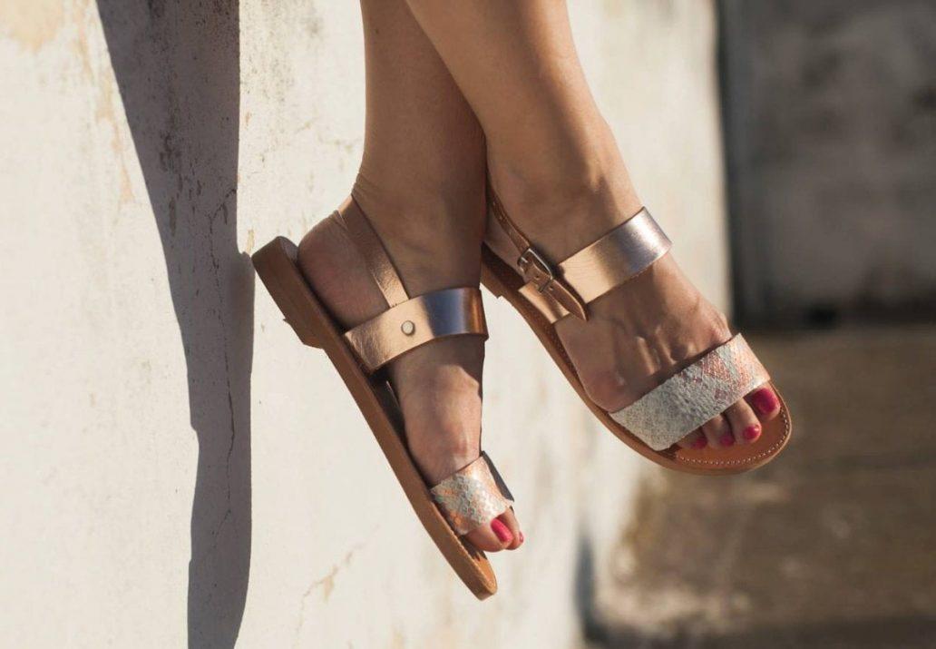 sandale dama cu talpa joasa ieftine-min