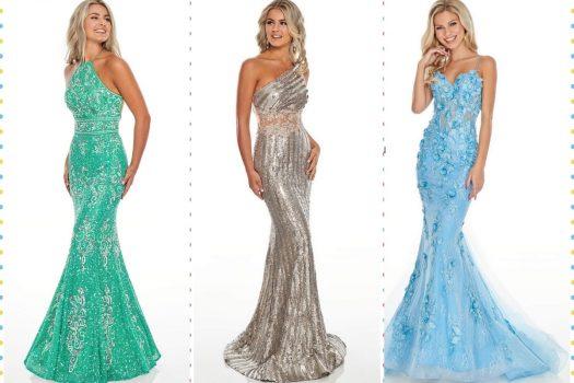 Cele mai frumoase rochii lungi stil sirena pentru evenimente speciale – nunta, botez
