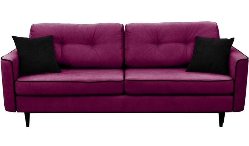 Canapea extensibila 3 locuri Ivy Violet